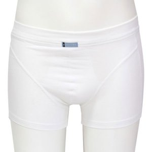 Minerva Sporties Basic Boxer Brief Underwear White 20380