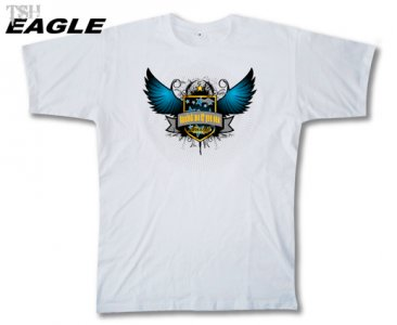 Snatch Eagle Short Sleeved T Shirt