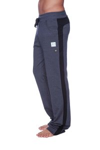 4-rth Eco Track Pants Charcoal/Black