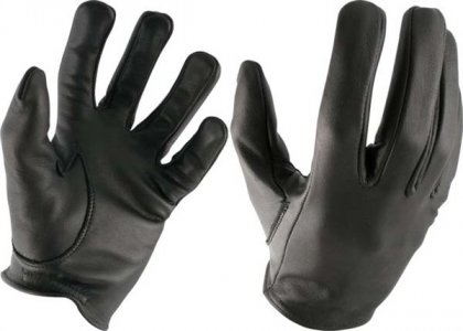 Mister B Leather Police Gloves 412400