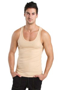 4-rth Sustain Tank Top T Shirt Sand