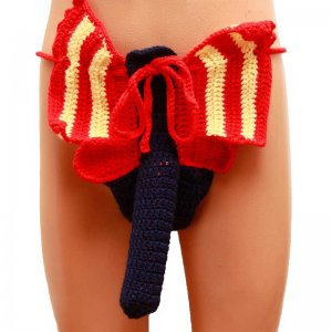 MySexyShorts Novelty Butterfly No 4 Sexy G String Underwear
