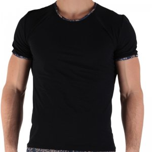 Kale Owen Taylor Short Sleeved T Shirt Black