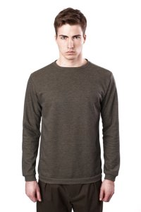 Sopopular Romeo Long Sleeved Sweater Green 4-12-13-005