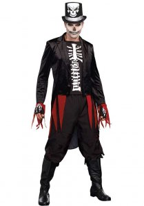 Dreamguy Mr. Bones Costume 9904