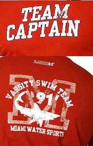 Ajaxx63 T Shirt Team Captain AS04