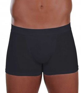 Lord External Rubber Boxer Brief Underwear Black 1754