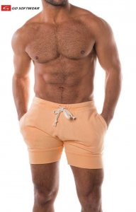 Go Softwear South Beach Harbor Shorts Sherbert 4761