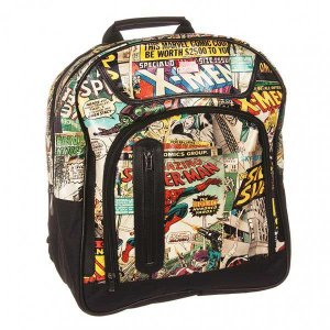 Marvel Comics Retro Backpack Bag