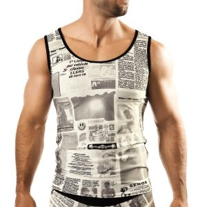 Joe Snyder Tank Top 21 Journal T Shirt