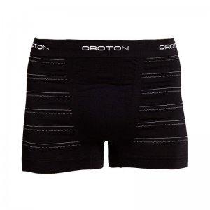 Oroton Longitude Trunk Underwear Black 11012126
