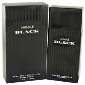 Animale Black Eau De Toilette Spray 3.4 oz / 100.55 mL Men's Fragrance 456592