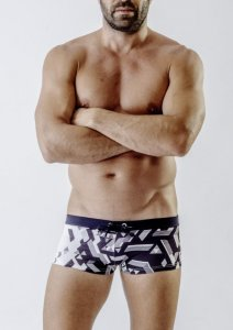 Geronimo Square Cut Trunk Swimwear 1719B2-2