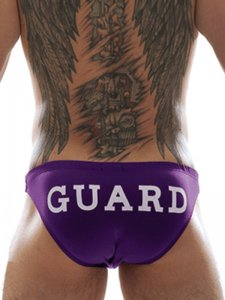 Good Boy Gone Bad Guard Bikini Swimwear Mauve
