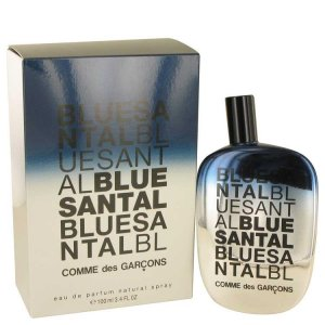 Comme Des Garcons Blue Santal Eau De Parfum Spray 3.4 oz / 100.55 mL Men's Fragrances 534679