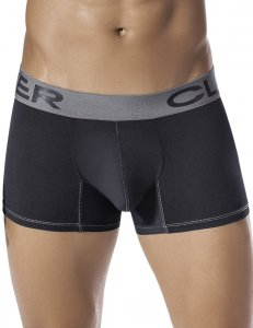 Clever Day by Day Boxer Brief Underwear Black 2266
