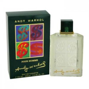 Andy Warhol Eau De Toilette Spray 3.4 oz / 100 mL Men's Frag...