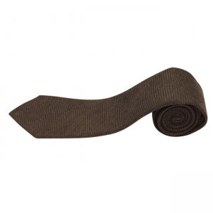 Charles Owo The Luxury Woolen Tie Brown 1336275