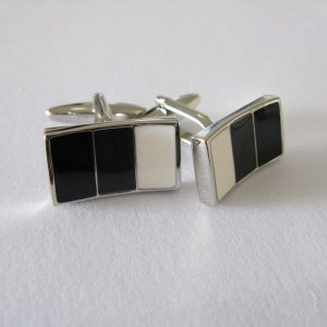 Distino Of Melbourne Trio Cufflinks C21
