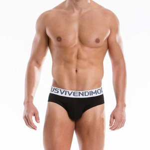 Modus Vivendi Weekly Brief Underwear Black 18511