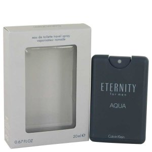 Calvin Klein Eternity Aqua Mini EDT Spray 0.67 oz / 19.81 mL...