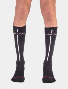 Barcode Berlin Training Team Socks Black 91719-100
