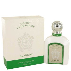 Armaf Derby Blanche White Eau De Toilette Spray 3.4 oz / 100...