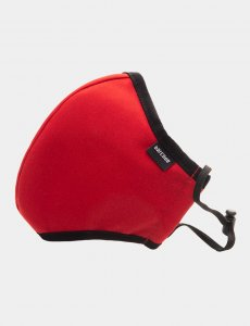 Barcode Berlin Corporal Ray Function Unisex Mask Red/Black 9...