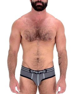 Nasty Pig L33 Brief Underwear Grey 5609