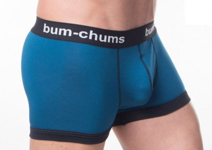 Bum-Chums Poker Diamonds Hipster Boxer Brief Underwear
