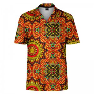 Mr. Gugu & Miss Go Neo Boho Short Sleeved Shirt SH-SHT1495