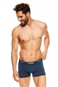 Henderson [2 Pack] Jota 36621-MLC Boxer Brief Underwear Navy...