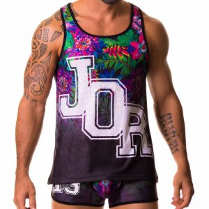 Jor GARDEN Tank Top T Shirt 0151
