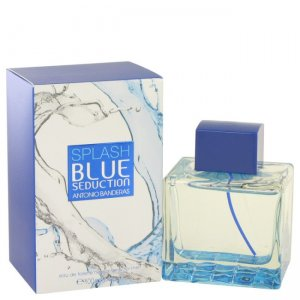 Antonio Banderas Splash Blue Seduction Eau De Toilette Spray...