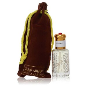 Swiss Arabian Magnus Perfume Oil (Unisex) 0.41 oz / 12.13 mL Men's Fragrances 553963