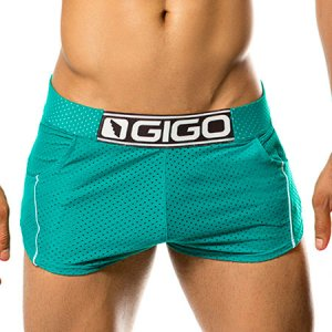 Gigo STYLISH GREEN Shorts B30184
