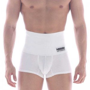 MIIW Shaper Hip Trunk Underwear White 3022-81