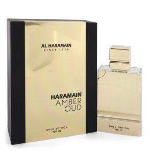 Al Haramain Amber Oud Gold Edition Eau De Parfum Spray (Unisex) 2 oz / 59.15 mL Men's Fragrances 548472