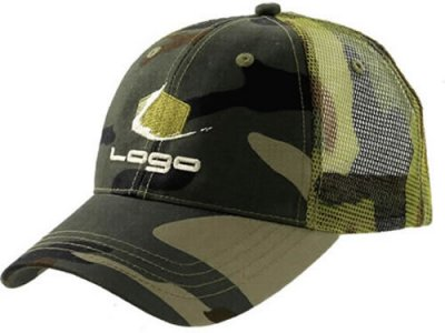 Legend Camo Trucker Cap 4092