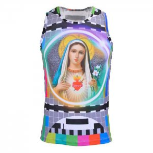 Andreas Diofebi The Second Coming Madonna Muscle Top T Shirt
