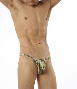 Cover Male String Bikini Underwear & Swimwear Camo 112
