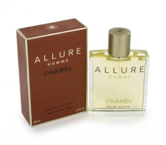 Chanel Allure Eau De Toilette Spray 1.7 oz / 50 mL Men's Fragrance 416707