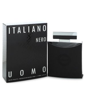 Armaf Italiano Nero Eau De Toilette Spray 3.4 oz / 100.55 mL...