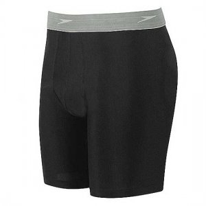 Speedo Compression Cycle Shorts Black 451003