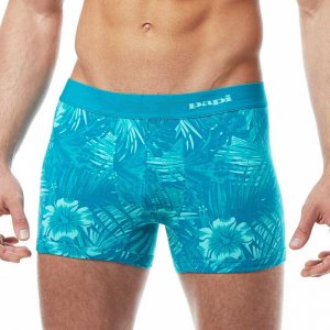 Papi Oasis Boxer Brief Underwear Teal 980723-335
