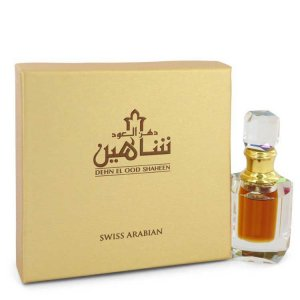 Swiss Arabian Dehn El Oud Shaheen Extrait De Parfum (Unisex) 0.2 oz / 5.91 mL Men's Fragrances 546168