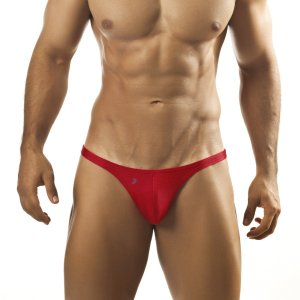 Joe Snyder Capri Bikini 07 Red Underwear & Swimwear