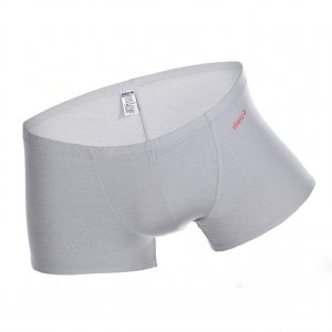 Dietz Dubai Boxer Brief Underwear Grey