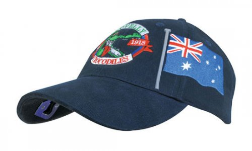 Headwear Professional 6 Panel HBC Cap With Aussie Bottle Ope...