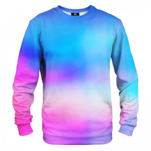 Mr. Gugu & Miss Go Gradient Ombre Unisex Sweater S-PC1081